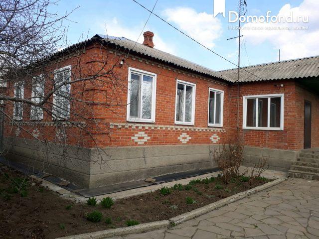 Продается дом квартира п верхнегрушевский